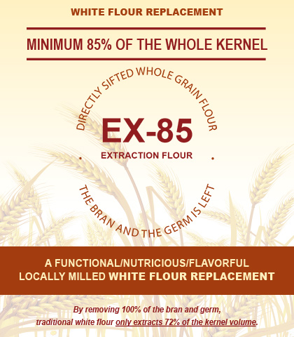 EX-85 Extraction Flour